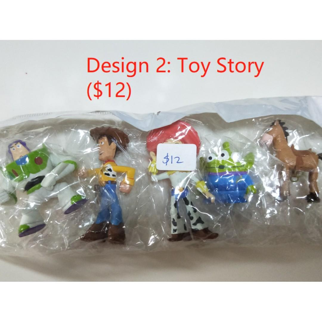 Disney Figurines for Cake Deco and Kids - Variable pricing