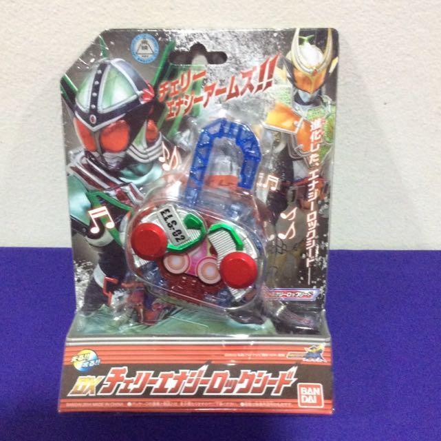 Bandai Kamen Rider Gaim DX Cherry Energy Lock Seed by Bandai