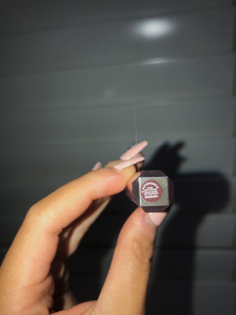 Fenty beauty mini Mattemoiselle lipstick in shade GRISELDA