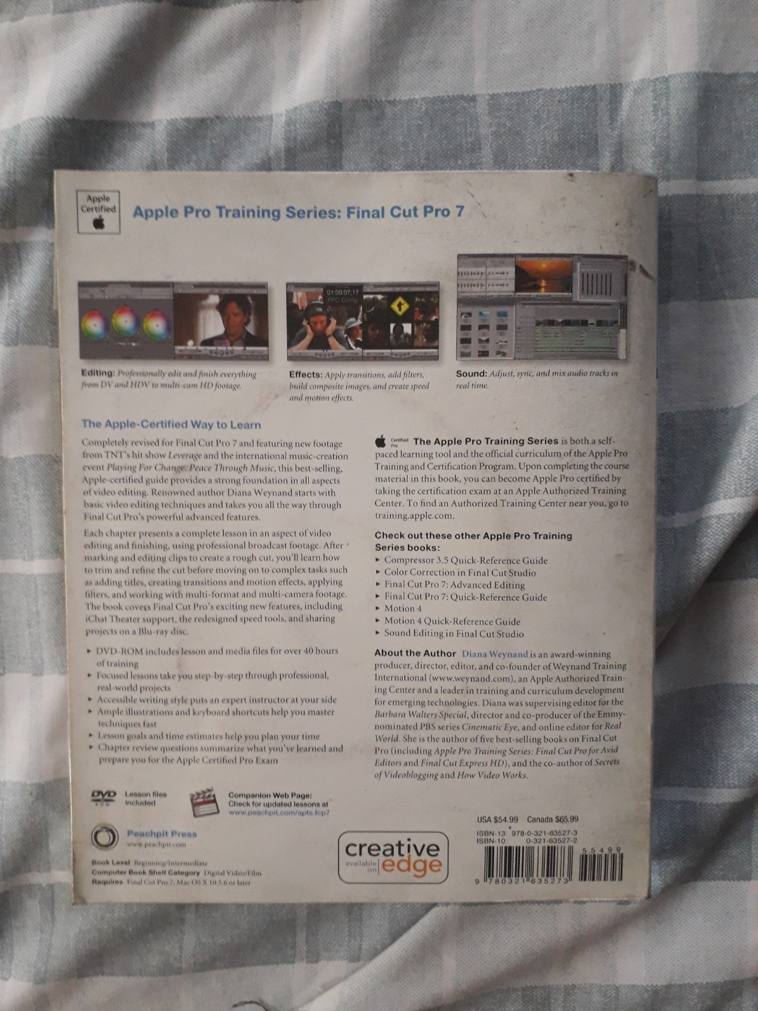 Final Cut Pro 7 Glossy Paper without cd