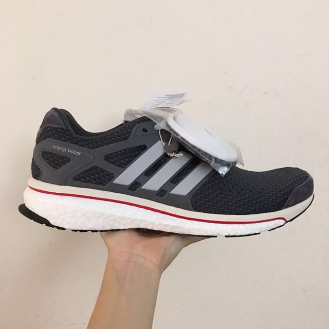 new concept 63c72 e73d1 Adidas Consortium Energy Boost Run Thru Time, Mens Fashion, Footwear,  Sneakers on Carousell