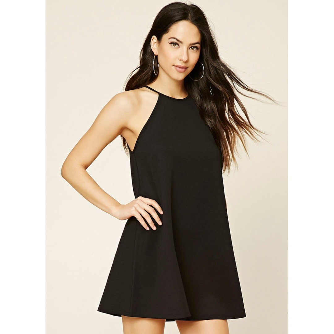 930e5cf7b6de9 Forever 21 Swing Cami Dress
