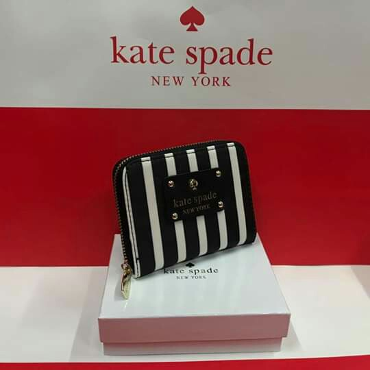 Share This Listing & FREE GIFT WRAP Kate Spade Coin Purse Kate Spade Small Wallet ...