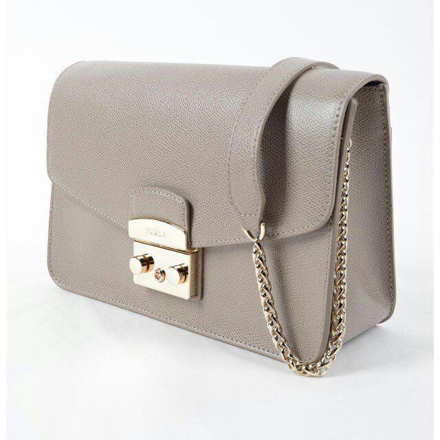 46b487c8c Furla metropolis shoulder bag, Luxury, Bags & Wallets on Carousell