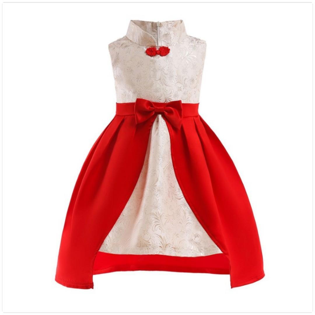 Girl Cheongsam Dress [ Pre Order ]