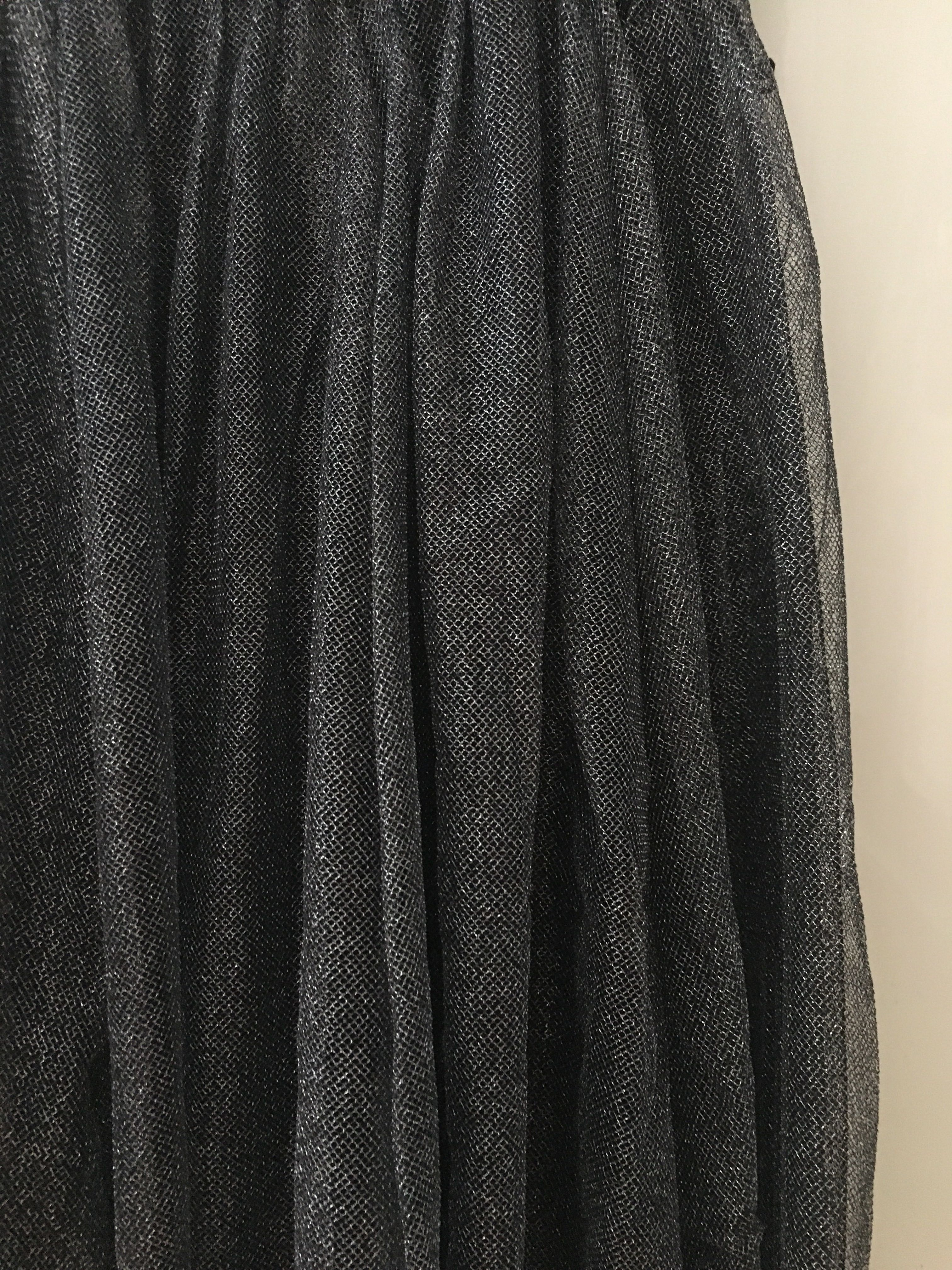 19ef31d85 Girl Dark Grey sparkling Party Dress, Babies & Kids, Girls' Apparel, 8 to  12 Years on Carousell