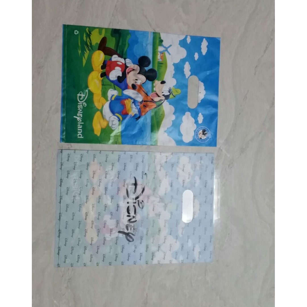 Goody Gift Bag Party Pack For Birthday Disney Mickey Mouse