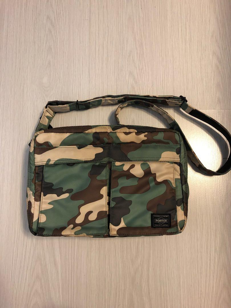 c42fe17f55 Headporter Jungle Shoulder Bag (M) Camo