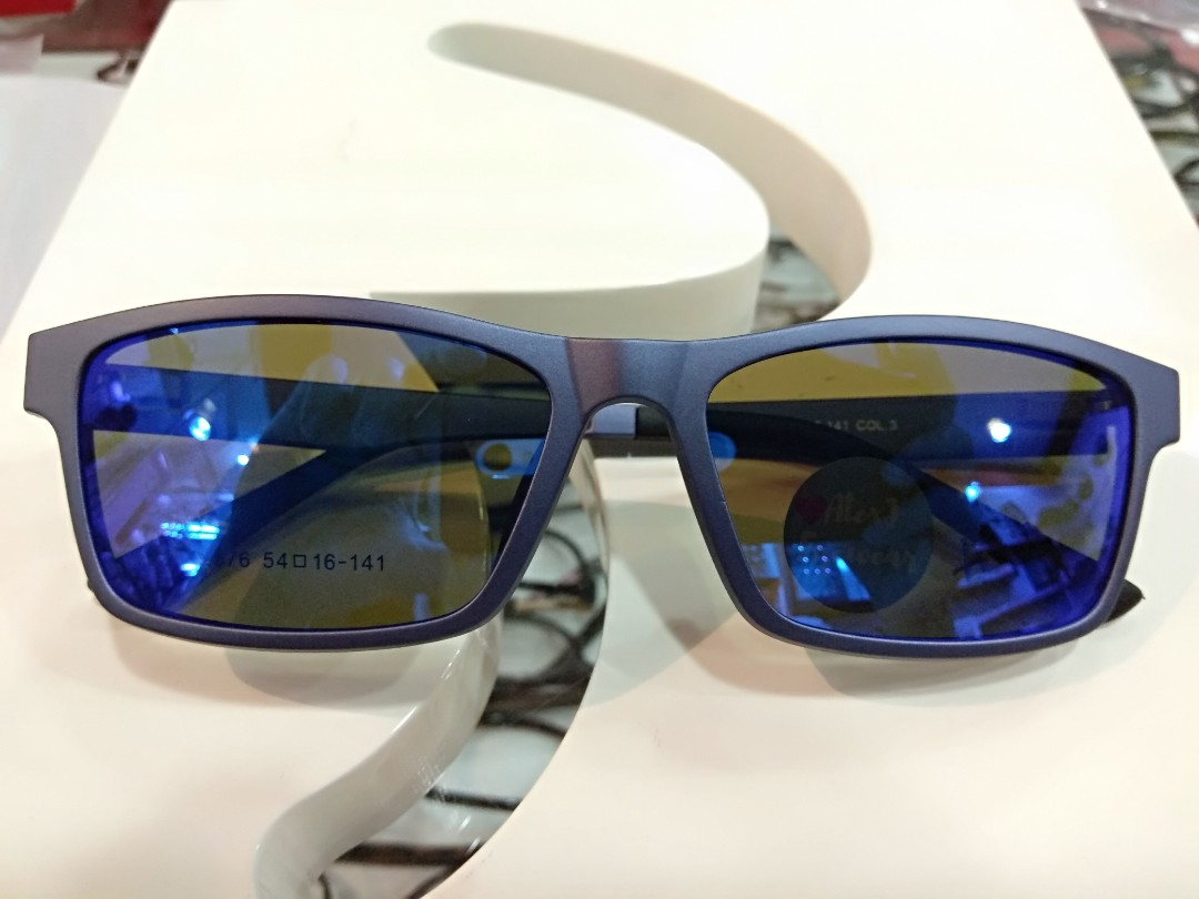 ca9ce18c52 High quality Ultem plastic frame with PC magnetic clip on polarized UV400  shade