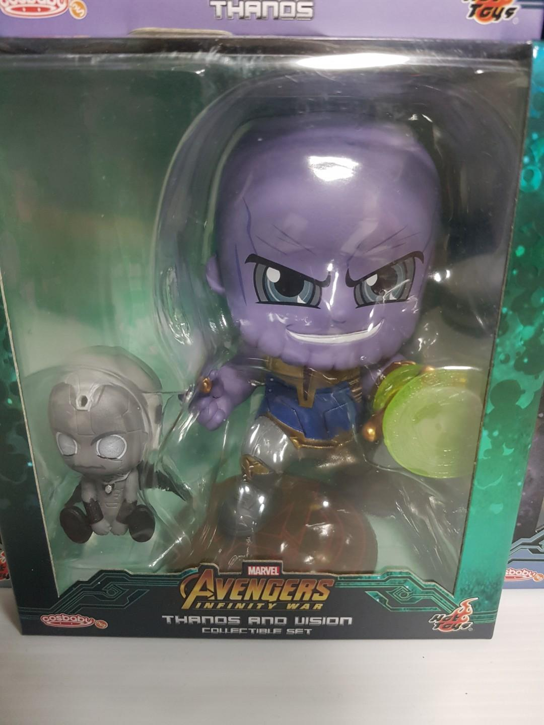 Hot Toys Cosbaby Infinity War