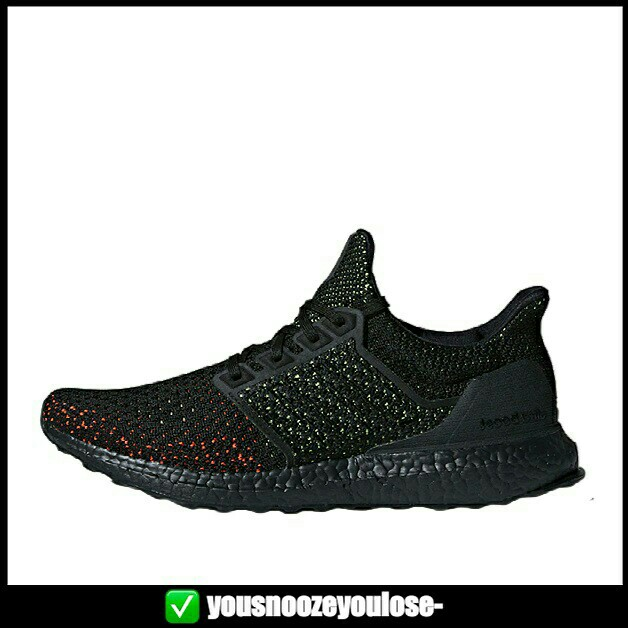 eccb35a4b5500 ... ireland preorder adidas ultra boost ultraboost clima triple black solar  red bulletin board preorders on carousell