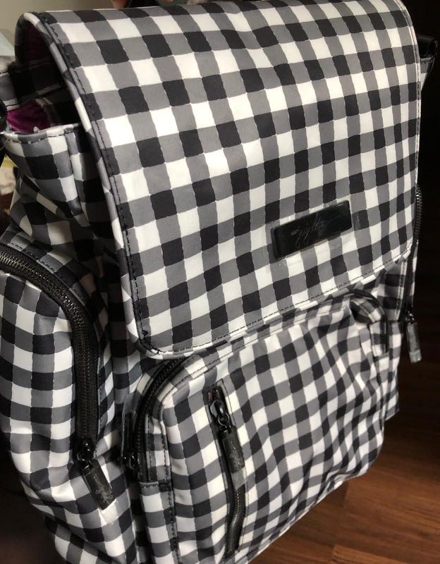 a4cc28a8a2a6 Jujube Be Sporty Onyx - Gingham Style