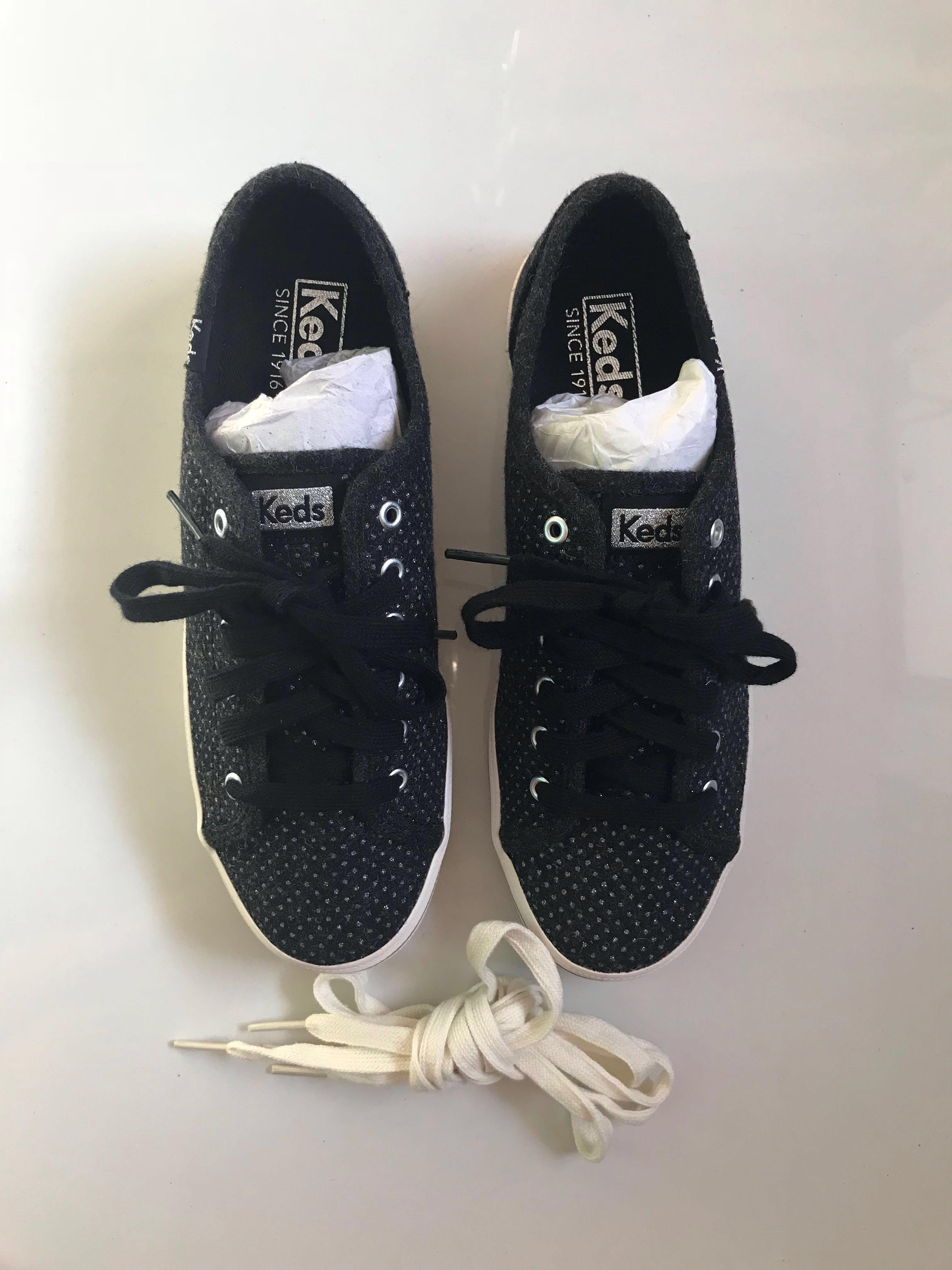 f61319778650 Keds Kickstart Glitter Wool