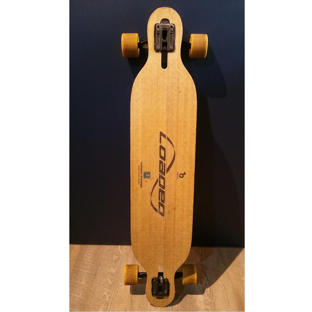 Loaded Dervish Longboard (negotiable), Bicycles & PMDs