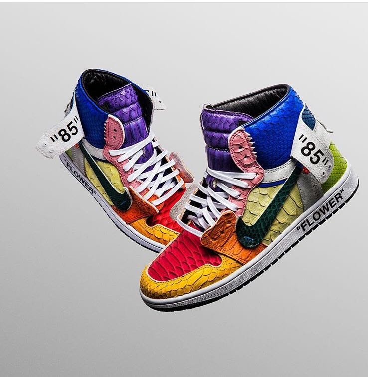 c75310353af Lux All Hallows Eve Air Jordan 1, Men's Fashion, Footwear, Sneakers on  Carousell