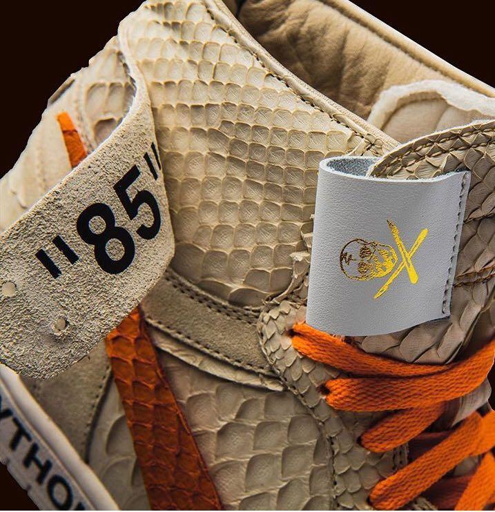 5e9ce1ca31a Lux All Hallows Eve Air Jordan 1, Men's Fashion, Footwear, Sneakers ...