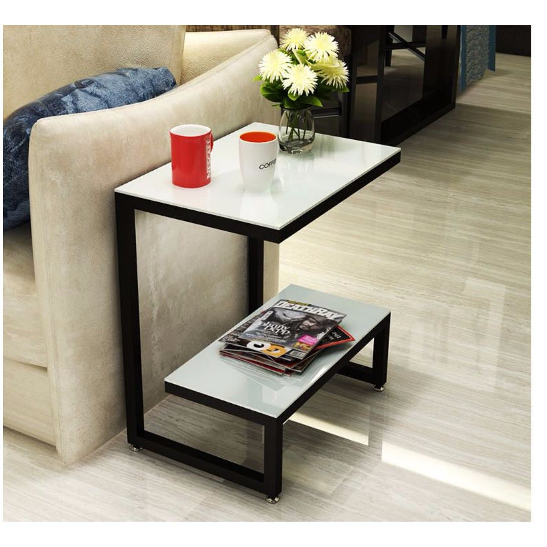 Modern Sofa Side Table Furniture Tables Chairs On Carousell
