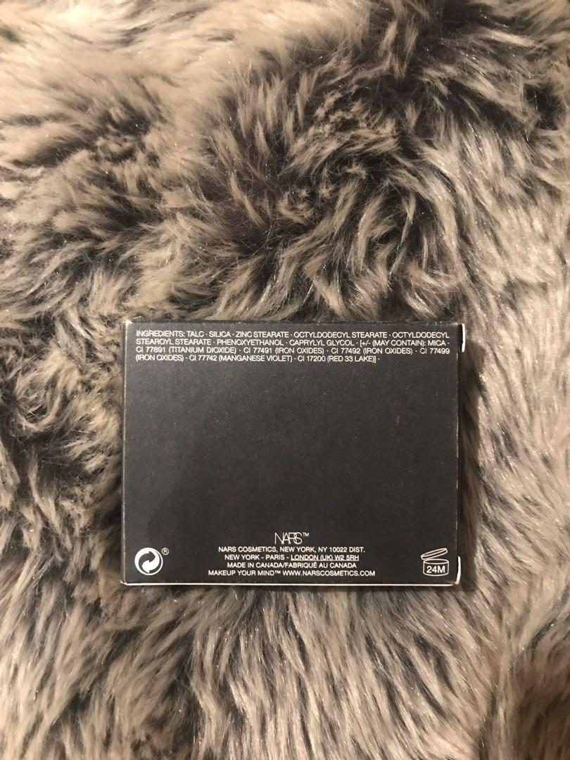 NARS Mini Highlighting Blush Powder in shade 'Albatross'