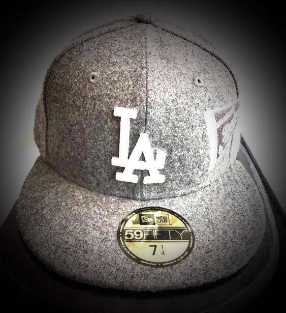 New Era LA 59 FIFTY Size 7 1 4 MADE ME A OFFER 💯% authentic   brand ... 3a07d9102f0c