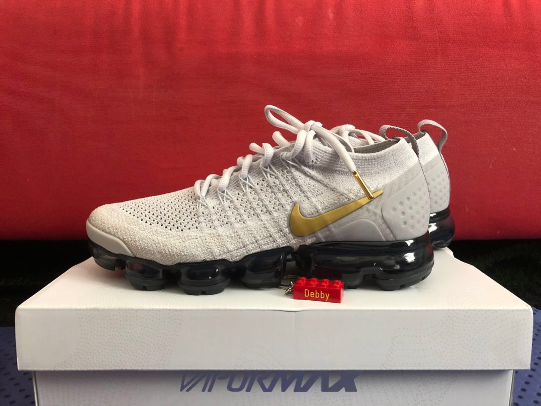 "cheaper 9ea06 8e4f0 Nike Air Vapormax 2 ""Vast Grey"""