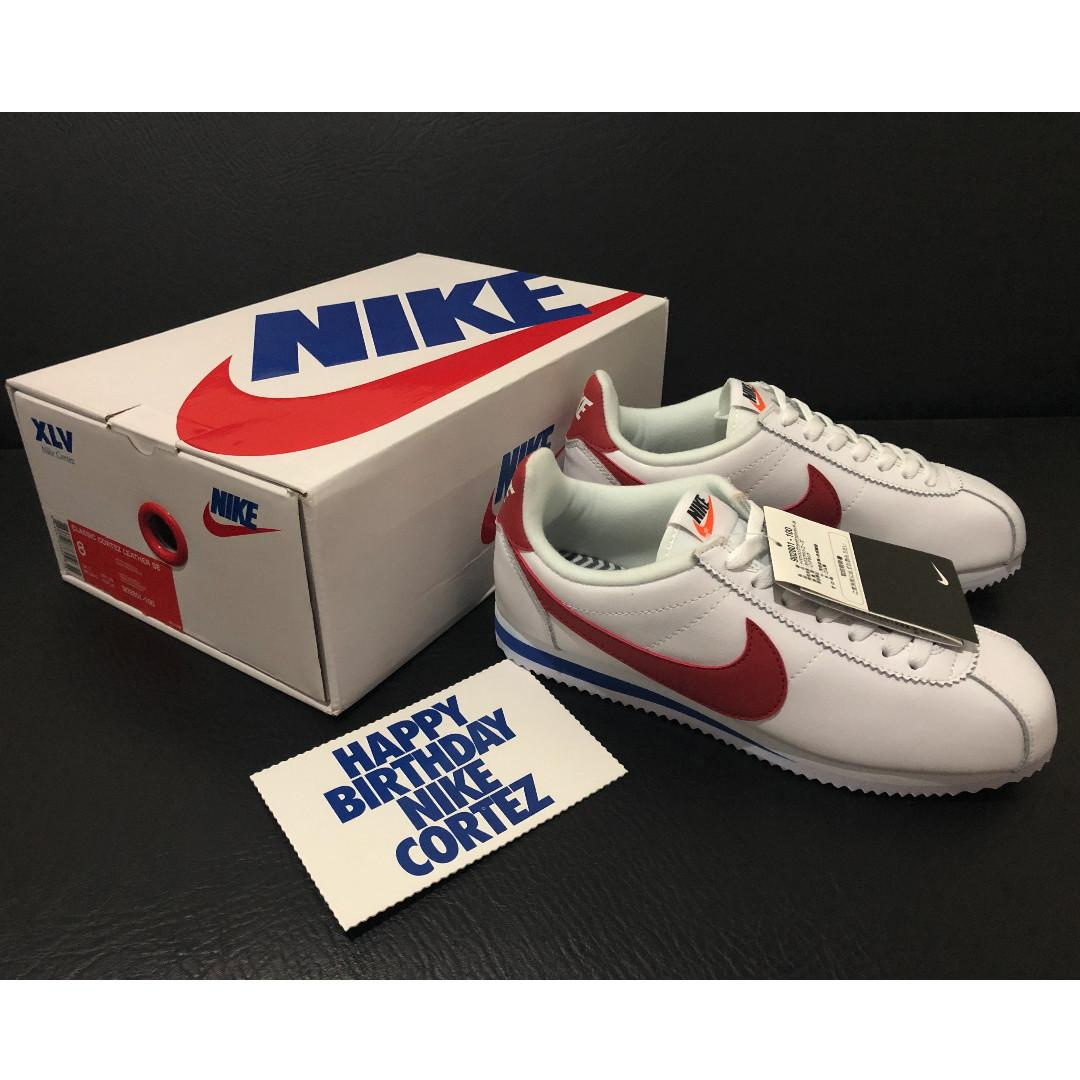CarousellSneakerFest Nike Cortez Forrest Gump XLV Limited Edition ...
