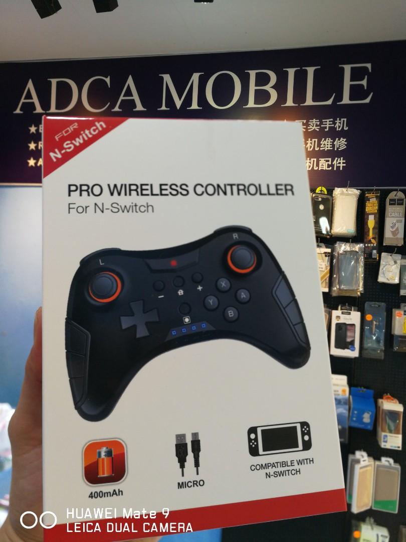 Nintendo switch wireless Controller (DOBE)