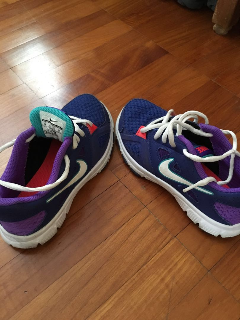 Original Teen Nike Track Shoes For Girls Sports Sports Apparel On