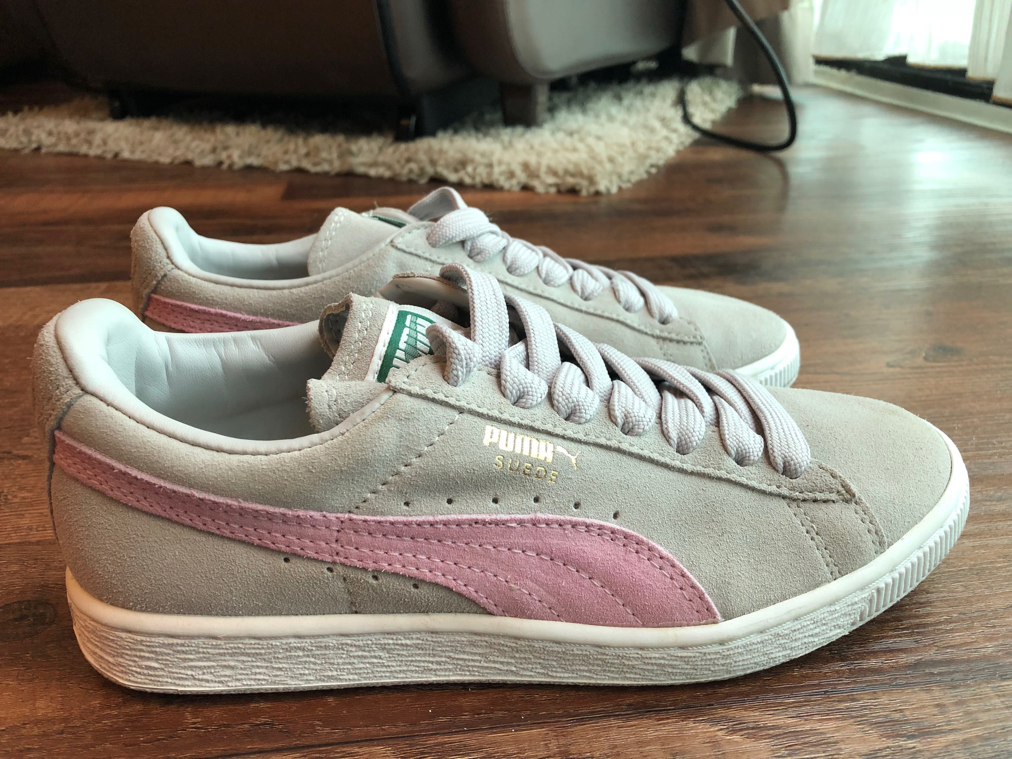 4e863299825571 Original Women s Puma Suede Sneakers