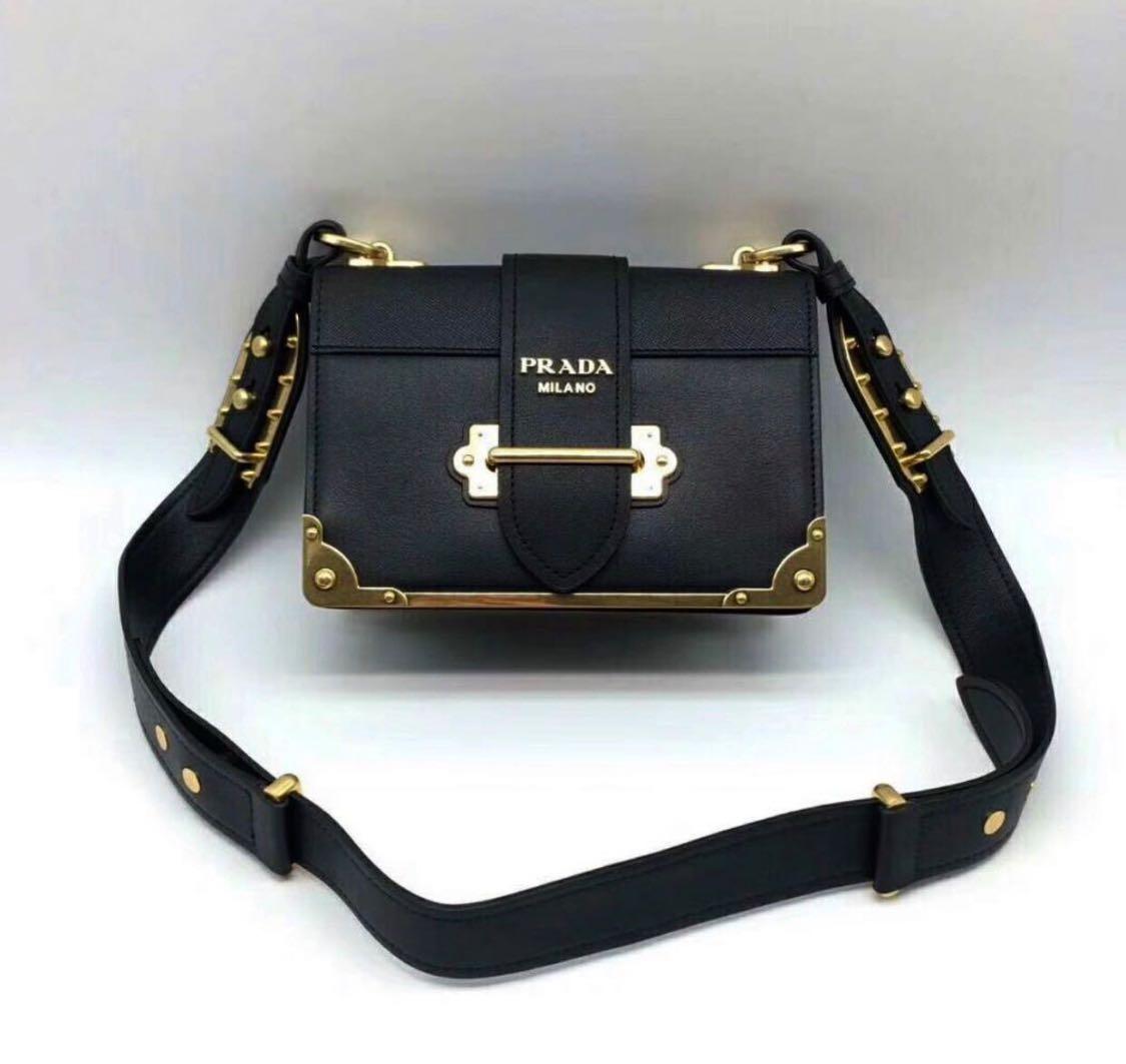86cb4533a3a5 Prada bag [SALE], Luxury, Bags & Wallets, Handbags on Carousell