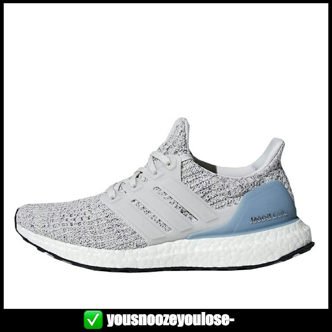 online store 0822c 7bd9c PREORDER] ADIDAS ULTRA BOOST ULTRABOOST 4.0 GREY BLUE TRACE ...