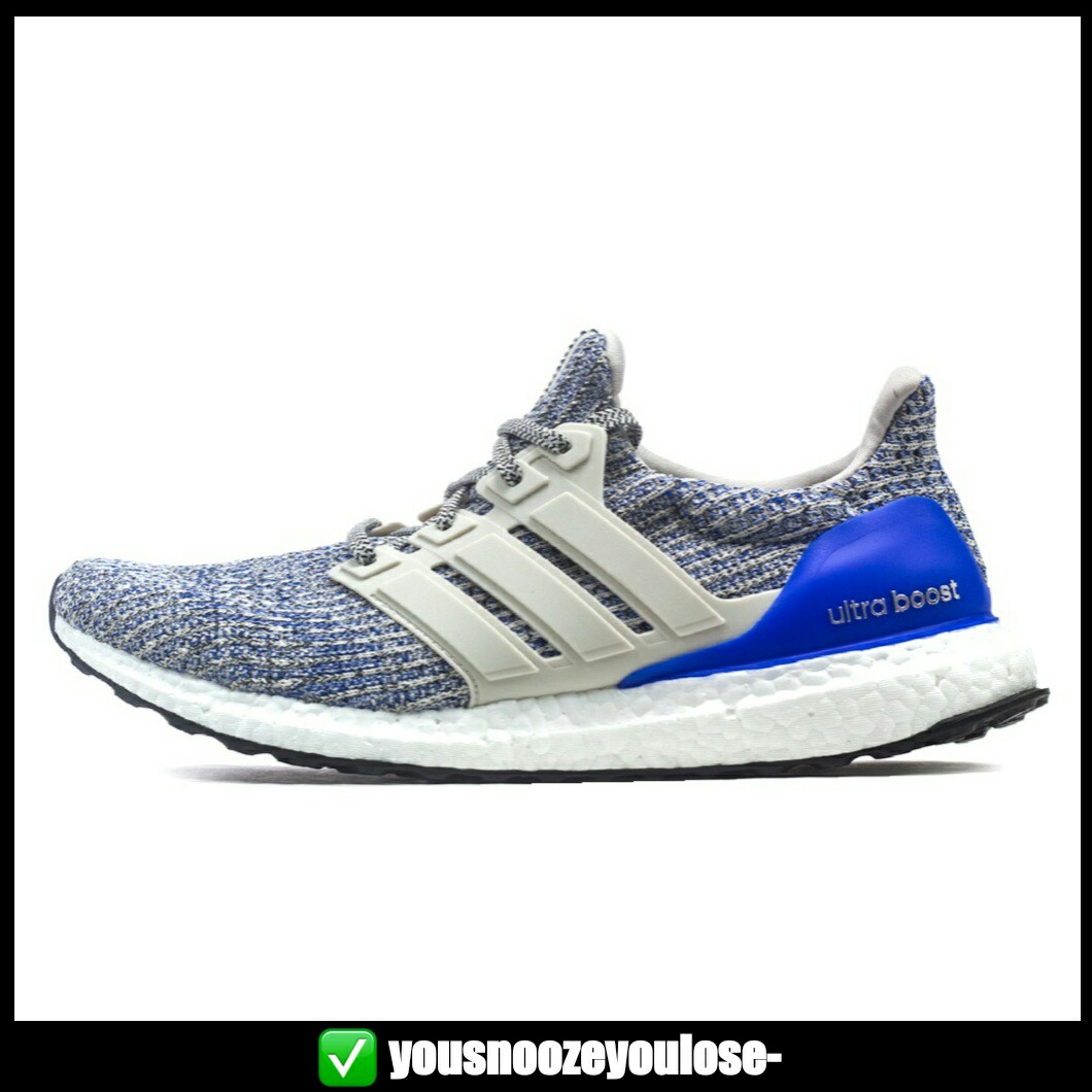 79b068e8f0667 PREORDER  ADIDAS ULTRA BOOST ULTRABOOST 4.0 WHITE ROYAL BLUE   CHALK ...