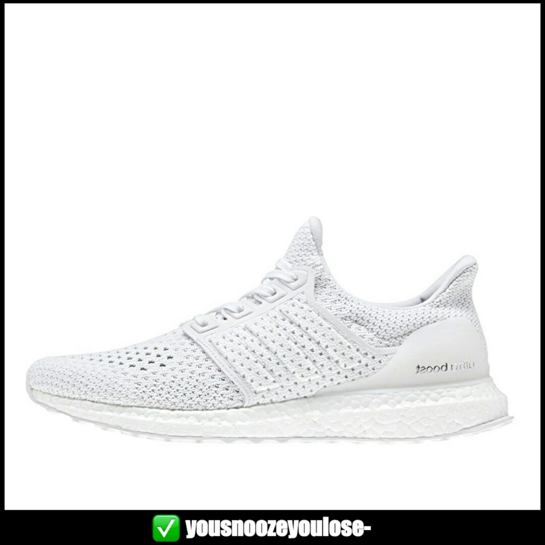 8804cda20 PREORDER  ADIDAS ULTRA BOOST ULTRABOOST CLIMA TRIPLE WHITE CLEAR ...