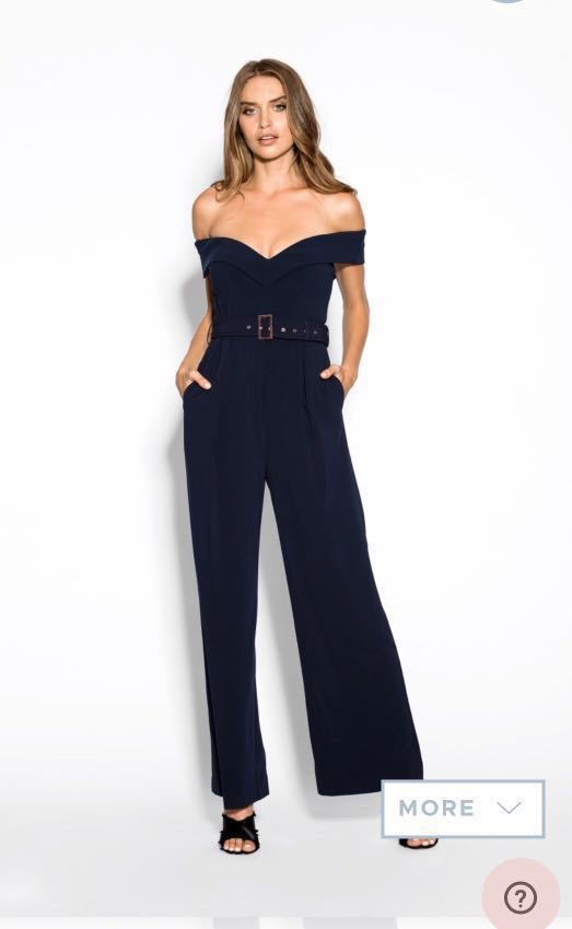 Brand New With Tag Sheike Jumpsuit Black Size 10 Women's Clothing Jumpsuits & Rompers