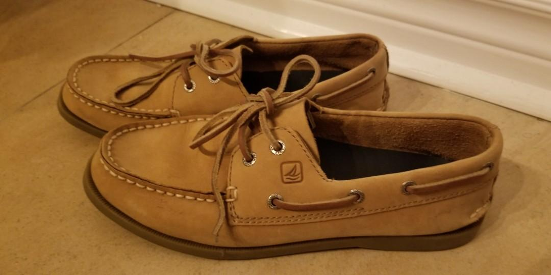 Sperry top-sides size 7