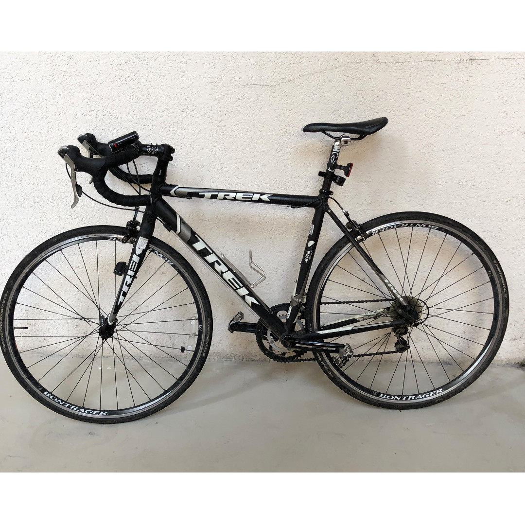 6a4dce144b3 Trek Alpha 1.5 Road Bike, Bicycles & PMDs, Bicycles, Road Bikes on ...