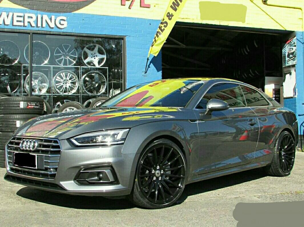 Tyre Kinforest Audi A5 R20 Sizes From 180 Car Accessories Tyres Rims On Carousell