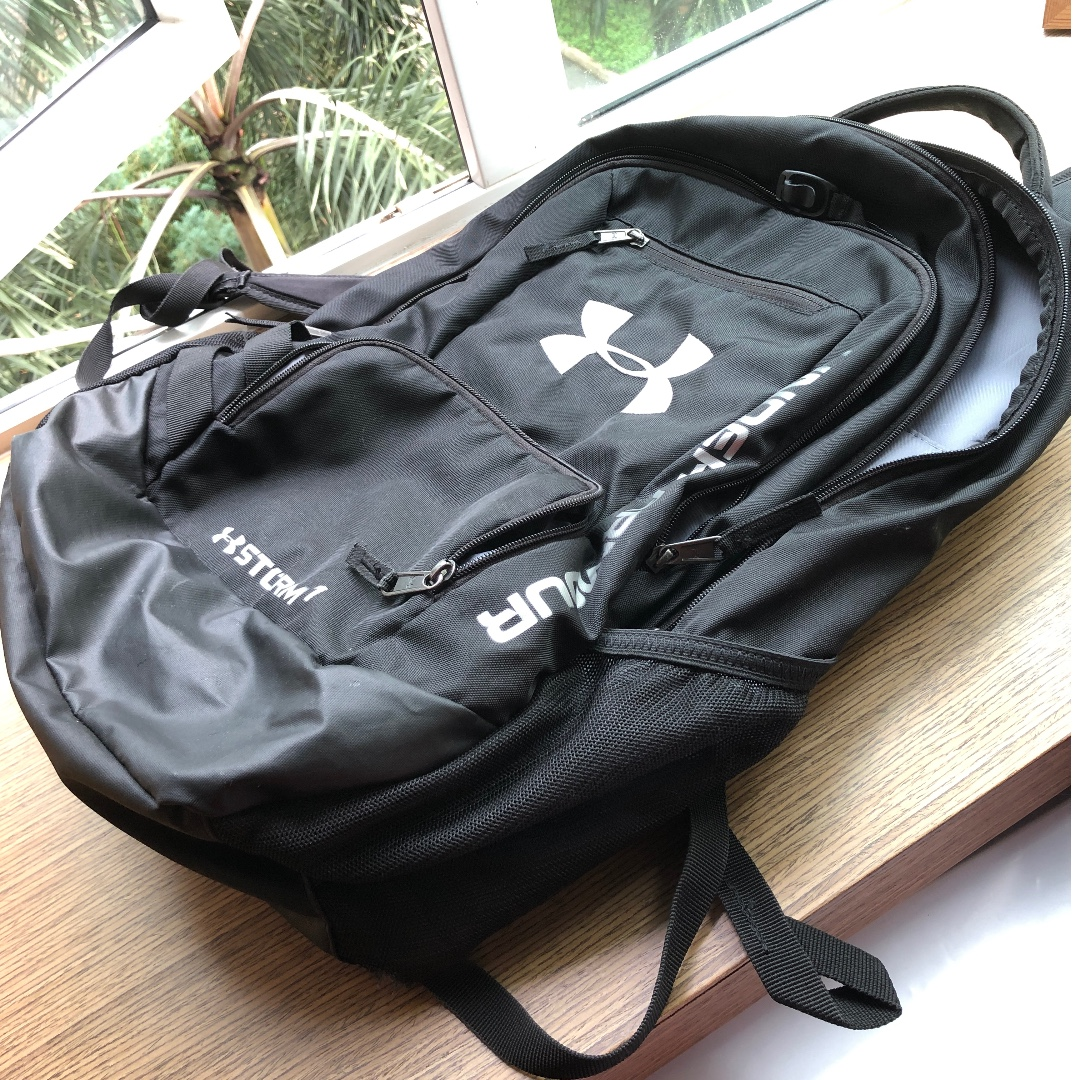 659fc9035c Under Armour Storm Hustle II Backpack Water-Resistant Bag