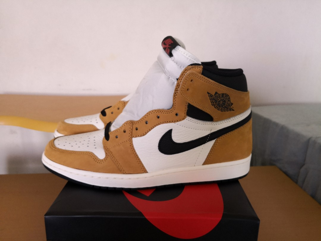 promo code 79860 7889b US12 UK11 Eur46 Jordan 1 ROY retro high OG - authentic, Men s ...