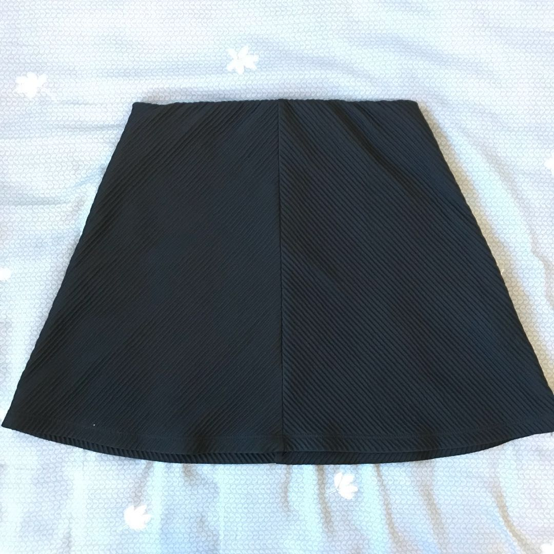 Clothing, Shoes & Accessories Women's Clothing Zara Size Small Black Skirt The Latest Fashion