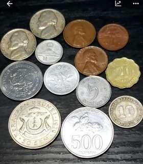 World Coin Small Lot