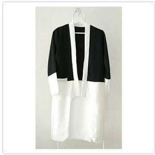 Monochrome Outerwear