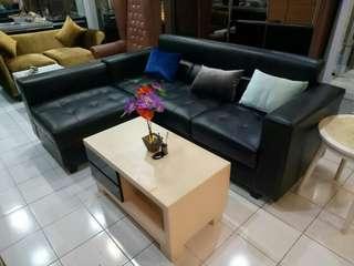 Di jual.sofa l putus sales display
