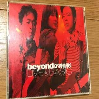 Beyond live n basic演唱會