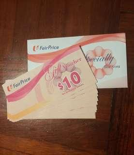 Trade NTUC for Capitaland vouchers