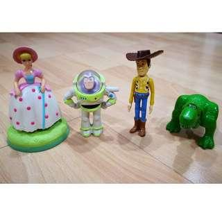 Mcdonalds Happy Meal Toy Story Toys