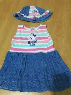 Dress and Jacket for Baby (SET)