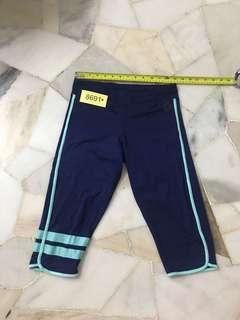 Hurley 3/4 pant size M no 8691