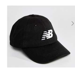 [INSTOCKS] New Balance embroidered logo baseball cap