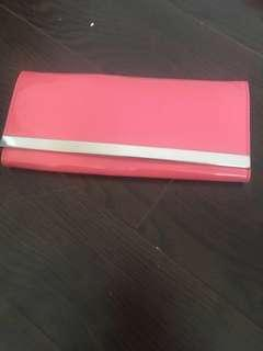 Call it spring clutch pink
