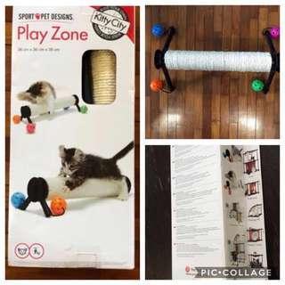 Cat / Kitten Scratching Pole